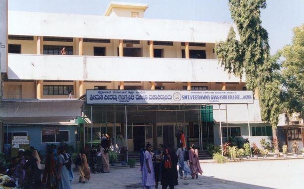 Smt Veeramma Gangasiri College For Women Gulbarga