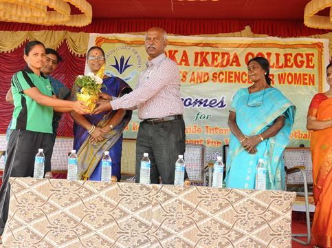 Soka Ikeda College Of Arts And Science For Women Chennai