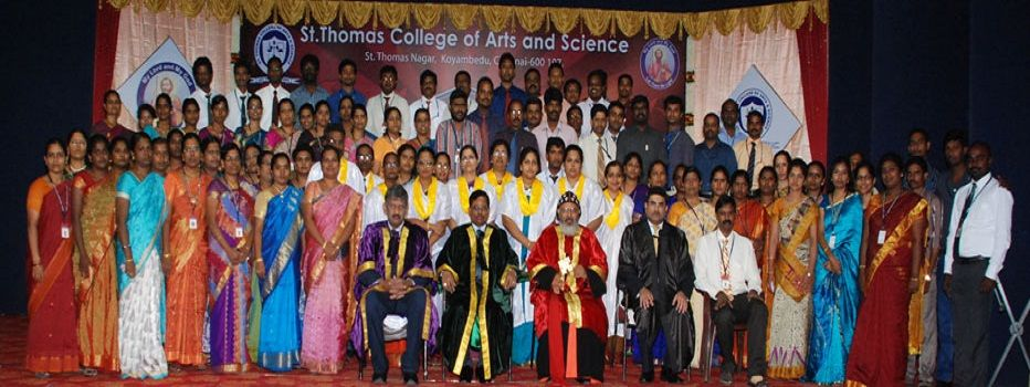 St. Thomas College Of Arts And Science Chennai