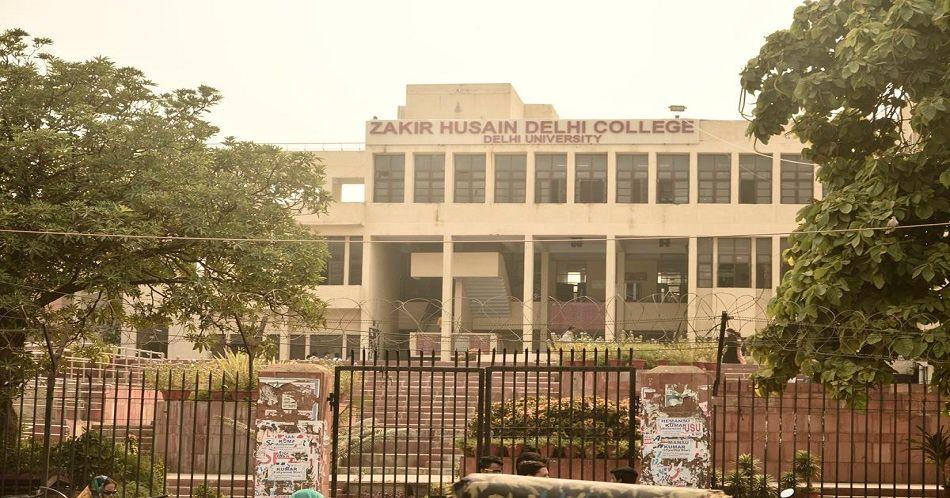 Zakir Husain College, New Delhi Delhi
