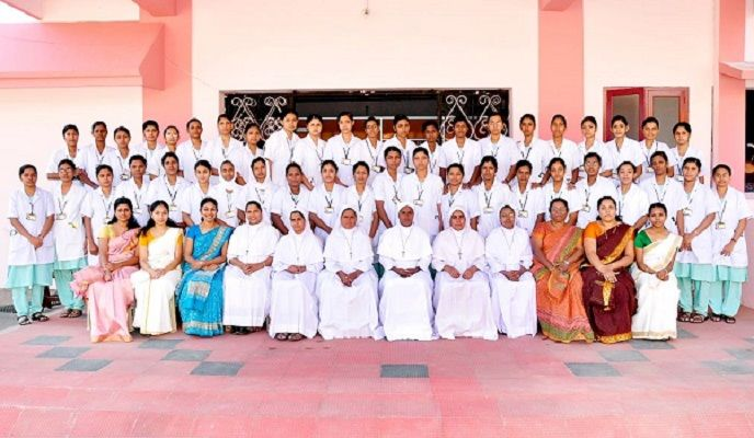 St Joseph School Of Nursing >> St Josephs College Of Nursing Anchal Kollam Admissions 2019
