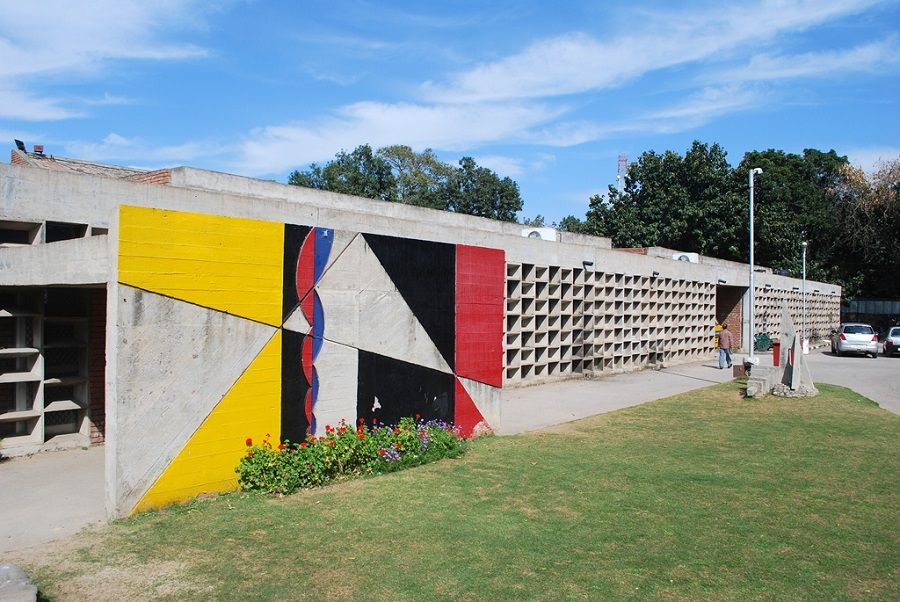 Chandigarh College Of Architecture (CCA) Chandigarh