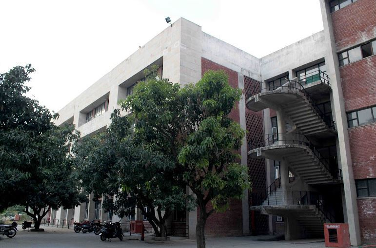 Chandigarh College Of Engineering And Technology (CCET) Chandigarh