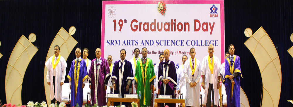 Srm Arts And Science College Kattankulathur (SRMASC) Kanchipuram