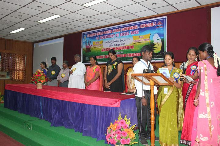 St Josephs College Of Arts And Science (autonomous) Cuddalore