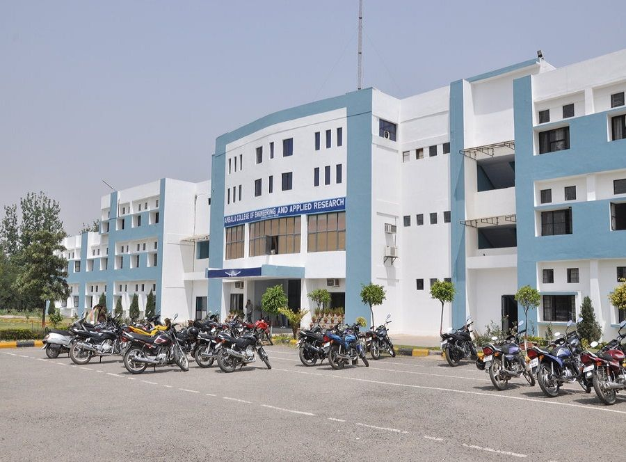 Ambala College Of Engineering And Applied Research Ambala