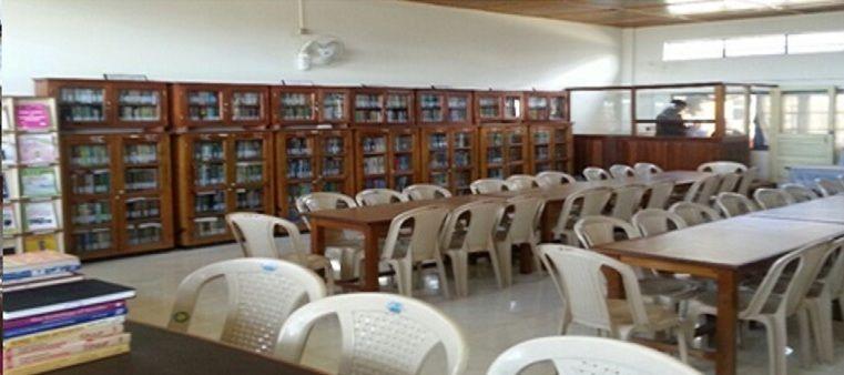 Shillong College, Shillong East Khasi Hills