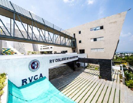 Fee Structure Of Rv College Of Architecture Rvca