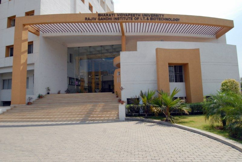 Rajiv Gandhi Institute Of Information Technology And Biotechnology (RGITBT) Pune