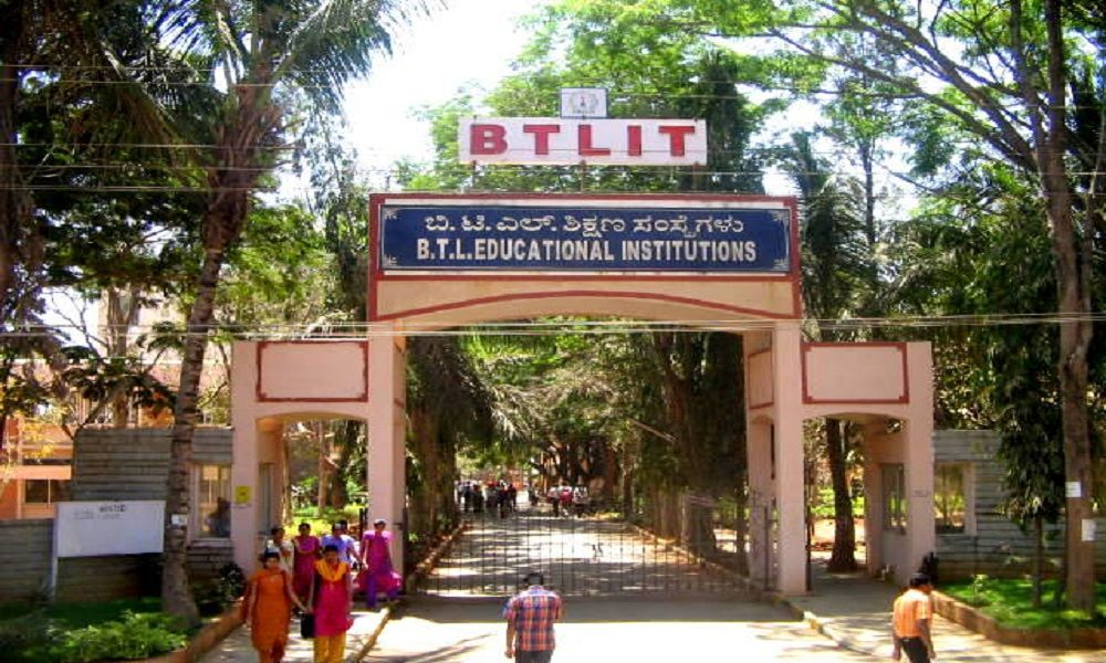 Btl Institute Of Technology And Management (BTLITM) Bangalore