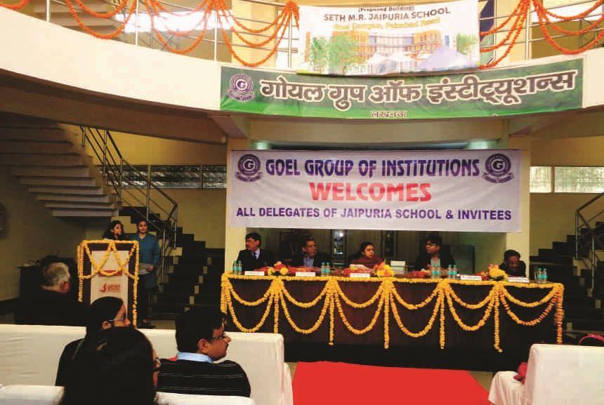 Goel Institute Of Higher Studies (GIHS) Lucknow