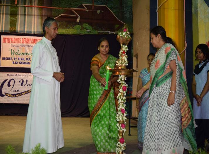 Little Flower Degree College (LFDC) Hyderabad