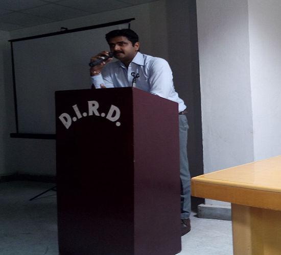 Delhi Institute Of Rural Development (DIRD) Delhi