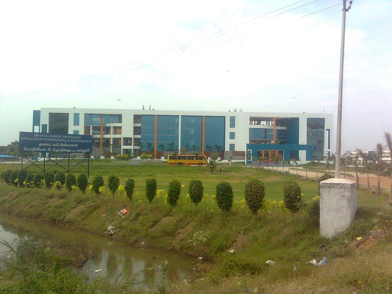 Dhanalakshmi Srinivasan College Of Engineering And Technology, Chennai (DSCET) Kanchipuram
