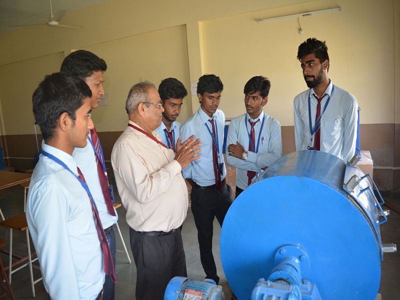 Bansal Institute Of Research Technology And Science (BIRTS) Bhopal