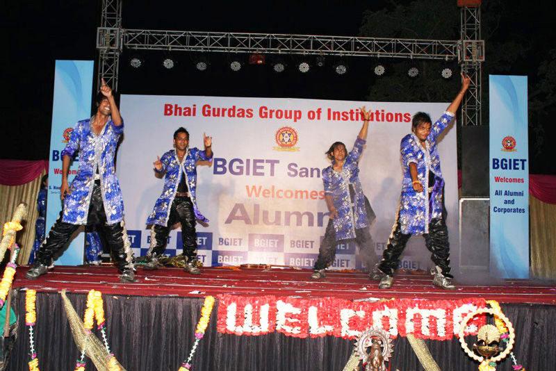 Bhai Gurdas Institute Of Engineering And Technology (BGIET) Sangrur