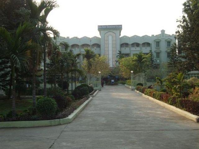 Bhoj Reddy Engineering College For Women (BRECW) Hyderabad