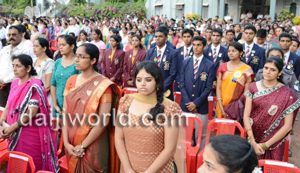 St. Aloysius Evening College, Mangalore Dakshina Kannada
