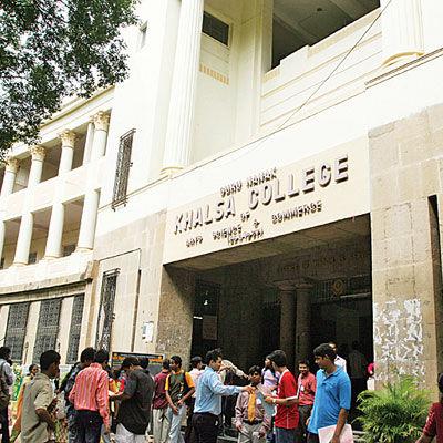 Guru Nanak Khalsa College Of Arts Science And Commerce Mumbai