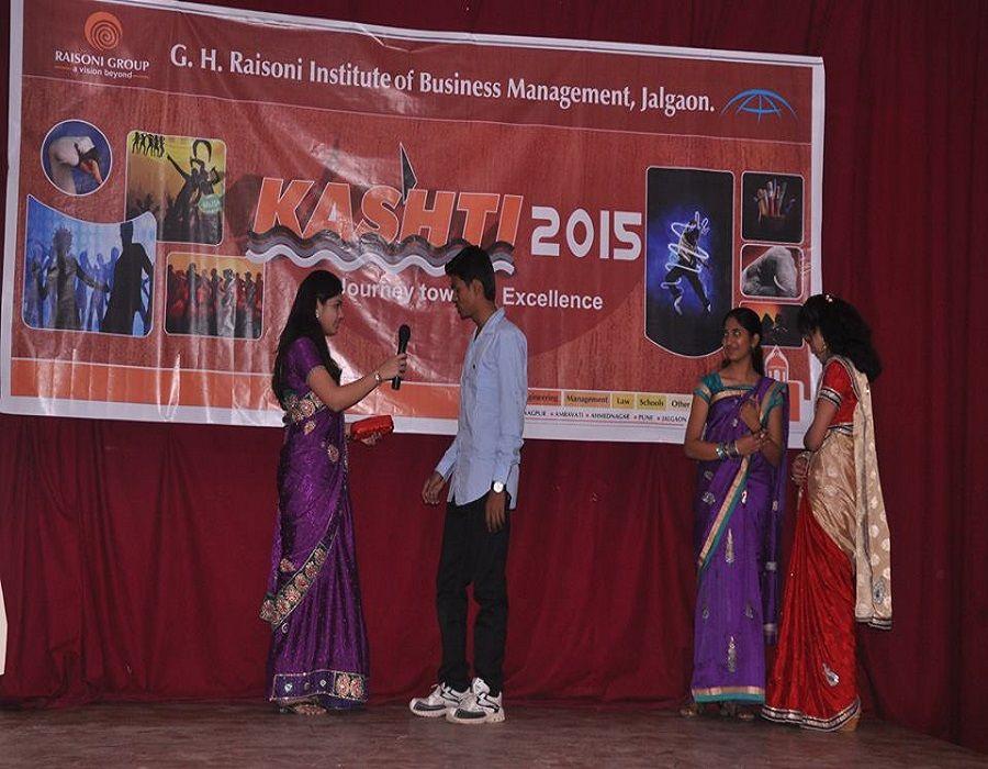 G H Raisoni Institute Of Business Management Jalgaon
