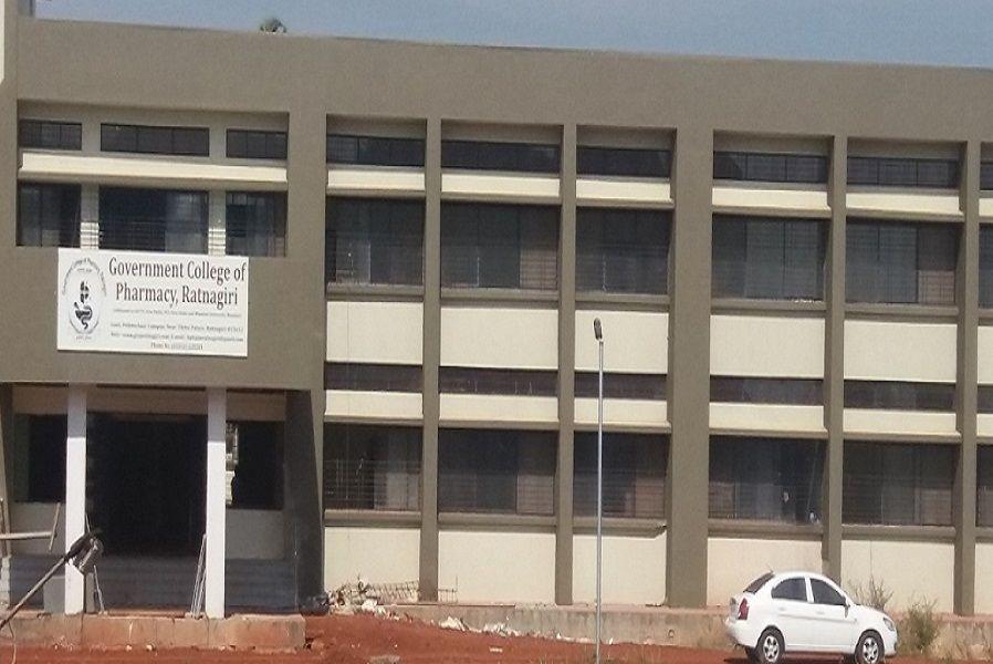 Government College Of Pharmacy Ratnagiri Admissions 2019