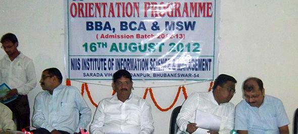 Niis Institute Of Business Administration, Bhubaneswar Khordha