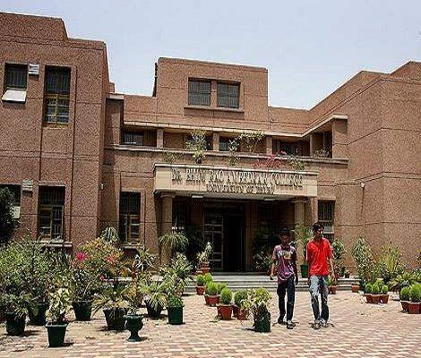Dr Bhim Rao Ambedkar College Delhi