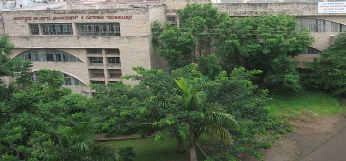 Bharati Vidyapeeth Deemed University Institute Of Hotel Management And Catering Technology (IHMCT) Pune