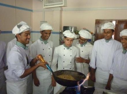 Lourdes Matha Institute Of Hotel Management And Catering Technology Thiruvananthapuram