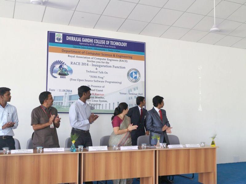 Dhirajlal Gandhi College Of Technology Salem