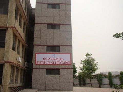 Bs Anangpuria Institute Of Law Faridabad