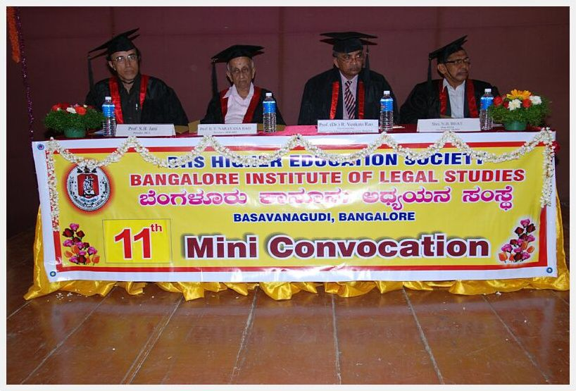 Bangalore Institute Of Legal Studies Jayanagar (BILS) Bangalore