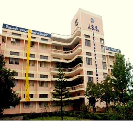 Jss College Of Pharmacy Ooty Nilgiris