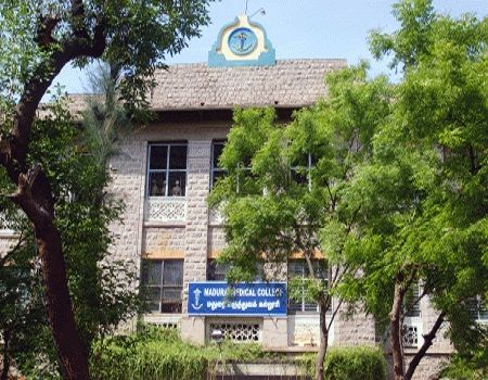 Madurai Medical College Madurai