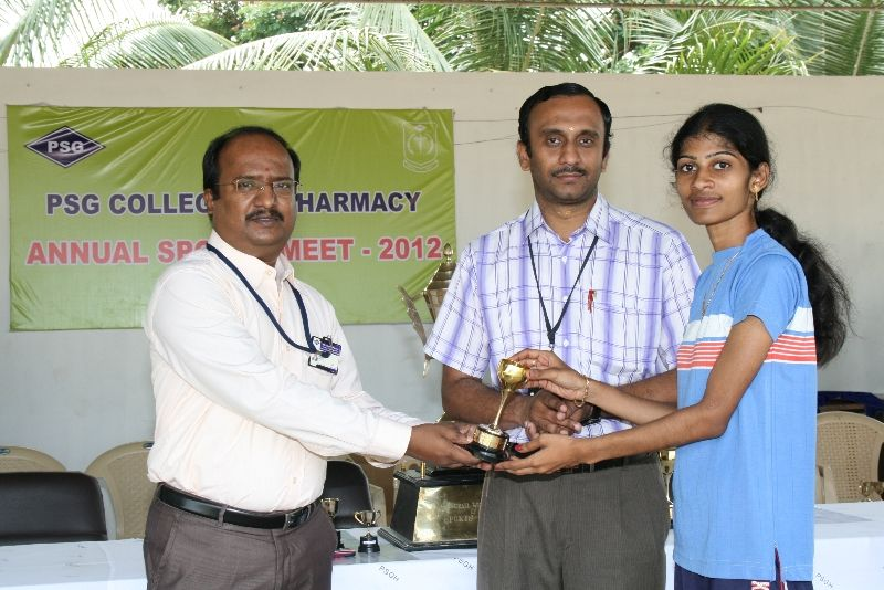 Psg College Of Pharmacy (PSGCP) Coimbatore