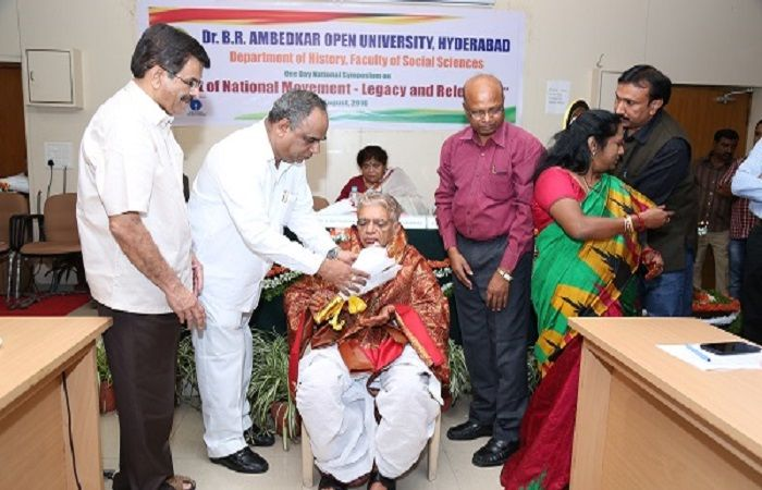 Dr Br Ambedkar Open University (BRAOU) Hyderabad