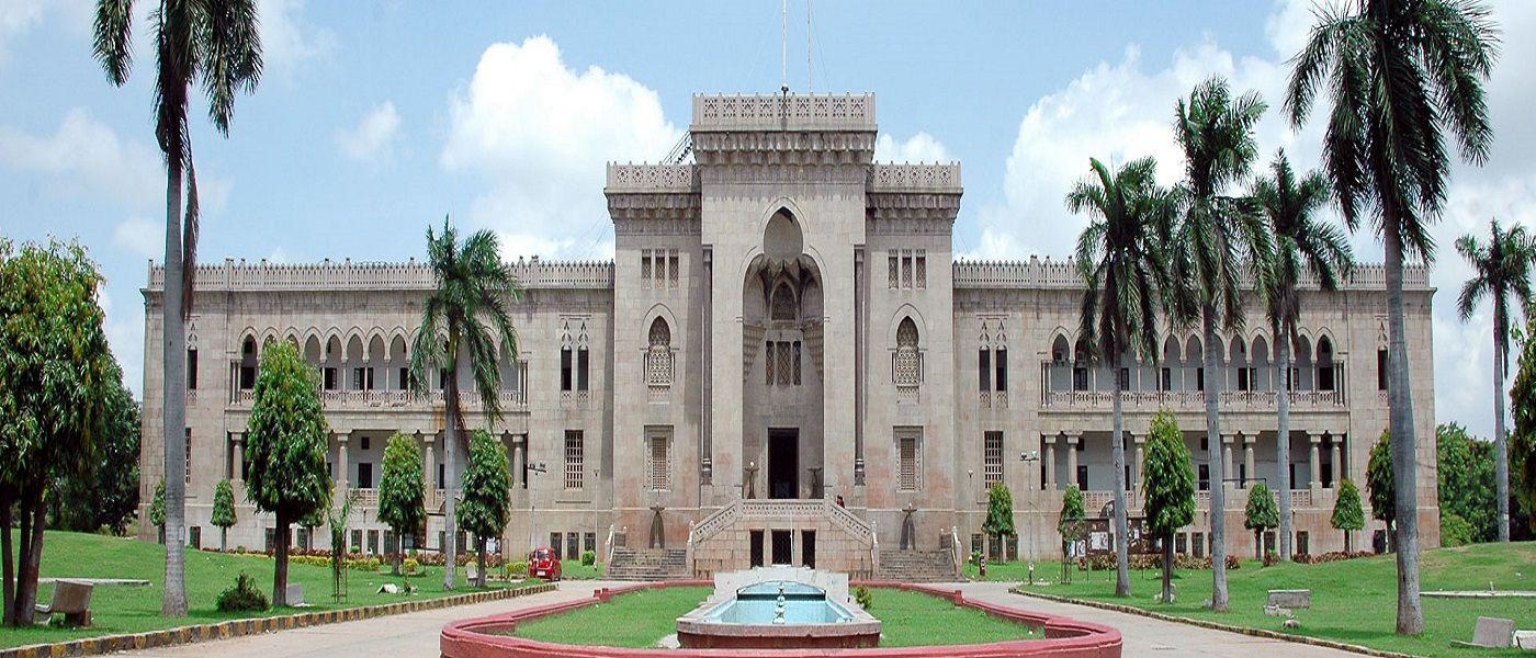 Osmania University (OU) Hyderabad