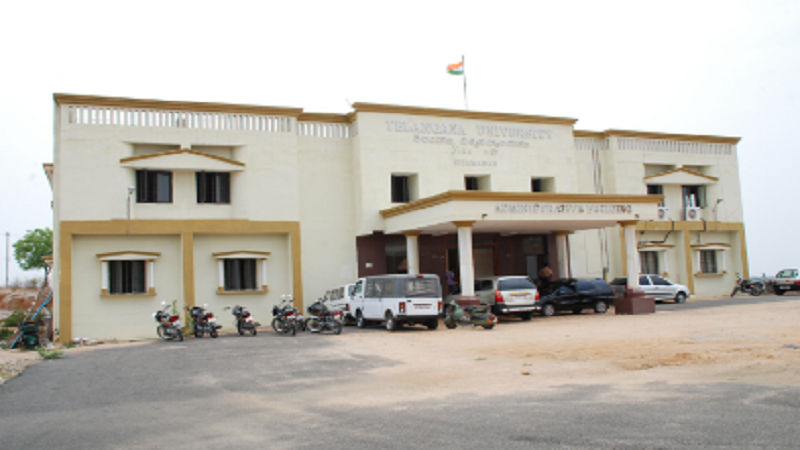 Telangana University Nizamabad