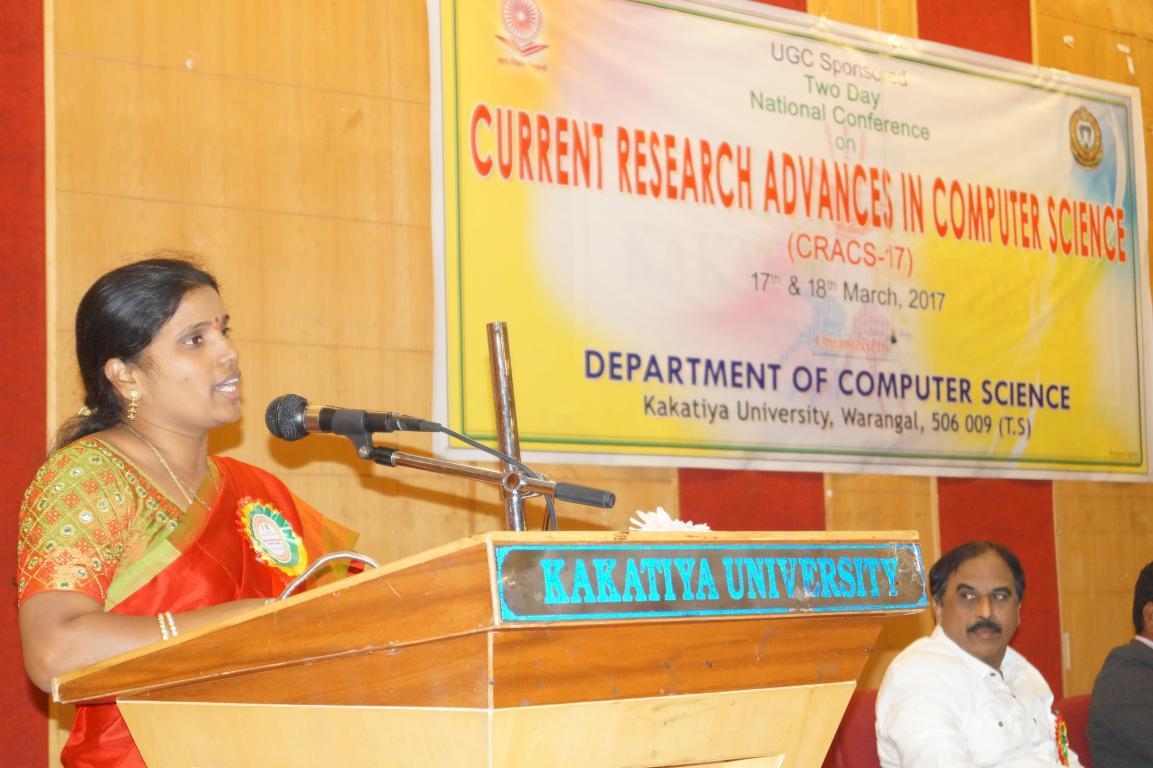 Kakatiya University (KU) Warangal