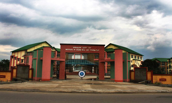 Dibrugarh University Dibrugarh