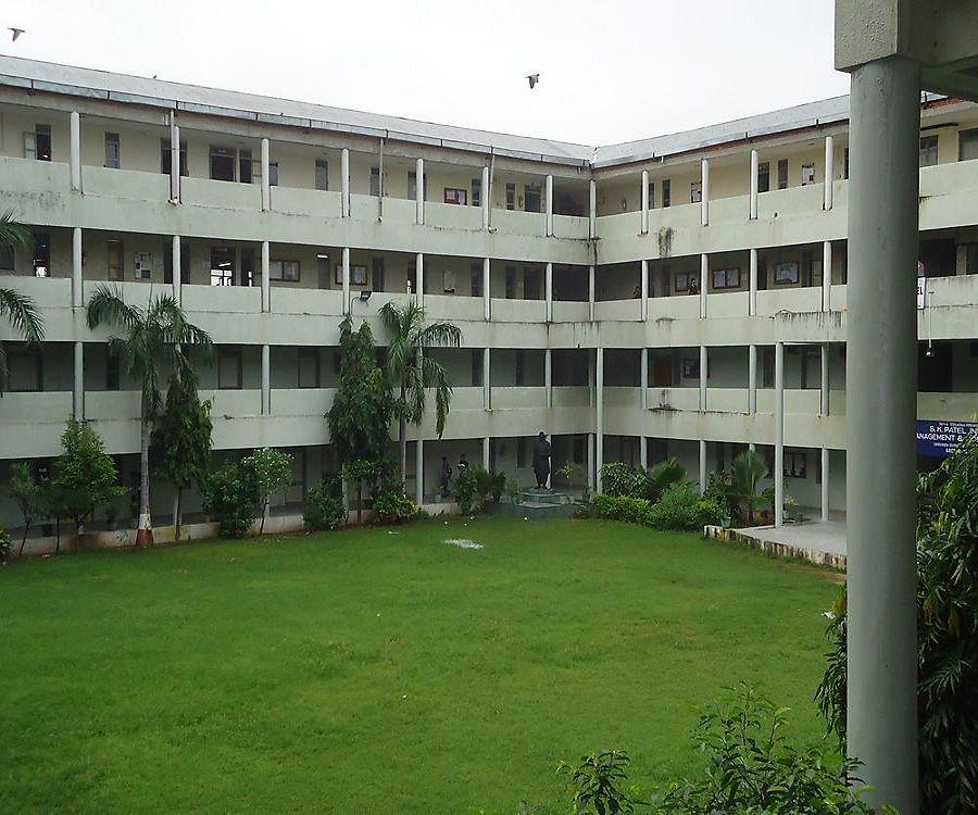 Kadi Sarva Vishwavidyalaya, Gandhi Nagar Gandhinagar