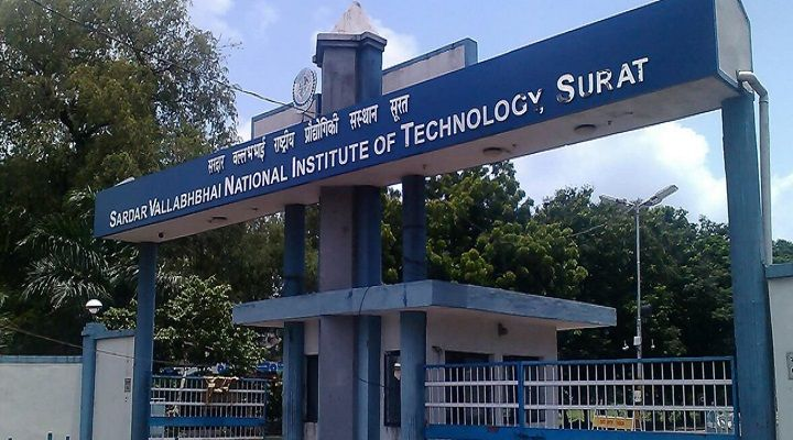 Sardar Vallabhbhai National Institute Of Technology (SVNIT) Surat