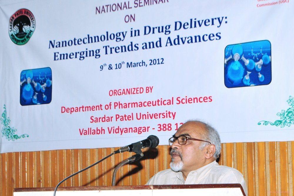 Sardar Patel University, Vallabh Vidyanagar (SPU) Anand