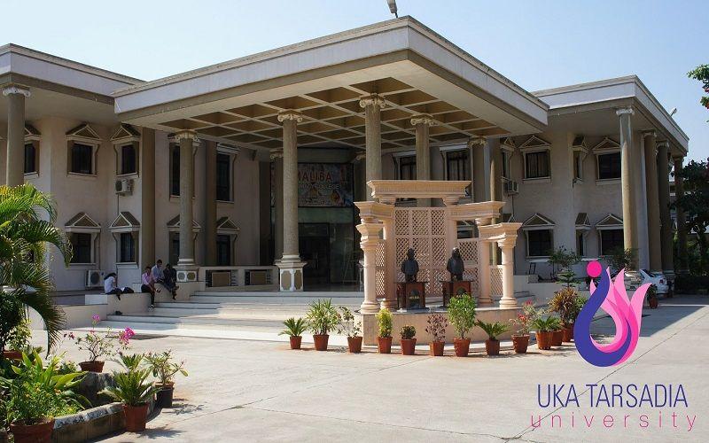 Uka Tarsadia University (UTU) Surat