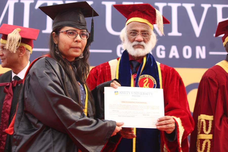 Fee Structure of Amity University Gurgaon