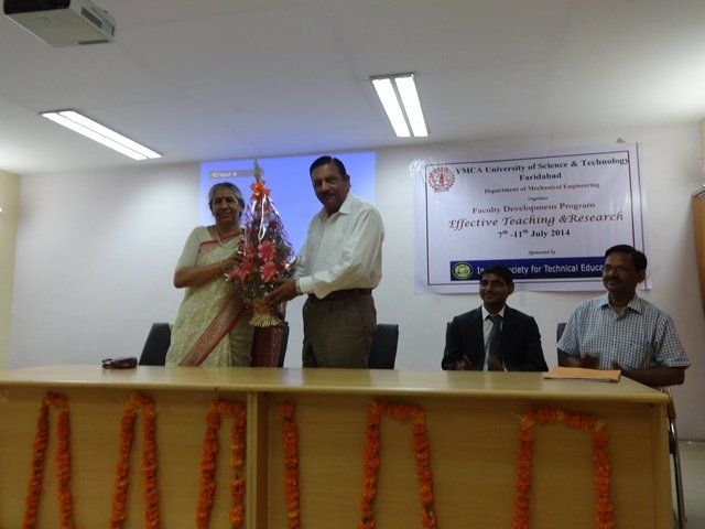 Ymca University Of Science And Technology (YMCA UST) Faridabad