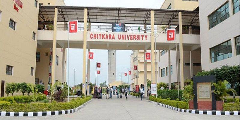 Chitkara University Solan