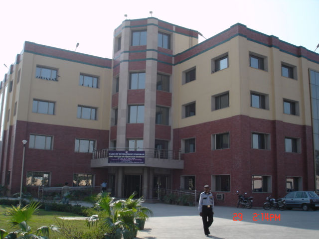 Makhanlal Chaturvedi National University Of Journalism And Communication (MCU) Bhopal
