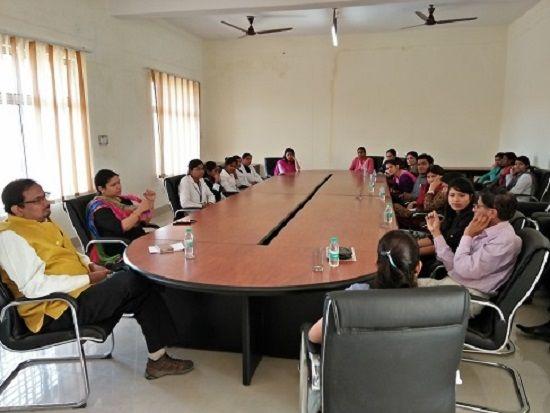 Rani Durgavati Vishwavidyalaya Jabalpur