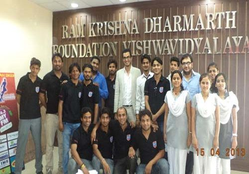 Fee Structure of Rkdf University Bhopal